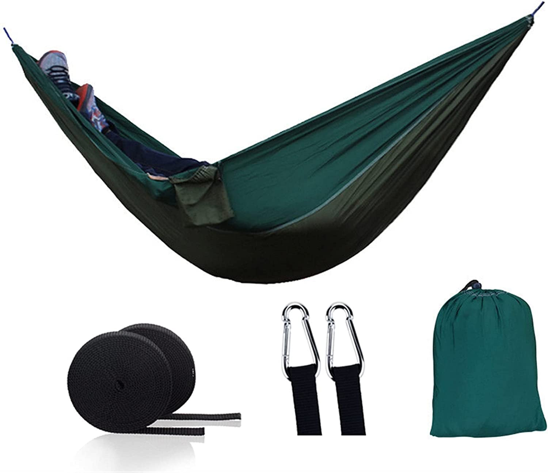 QQAA Camping SEAL limited Super sale product hammocks Portable Hammock Parachut