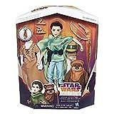 Princess Leia Organa & Wicket the Ewok - Star Wars Forces of Destiny Endor Adventure