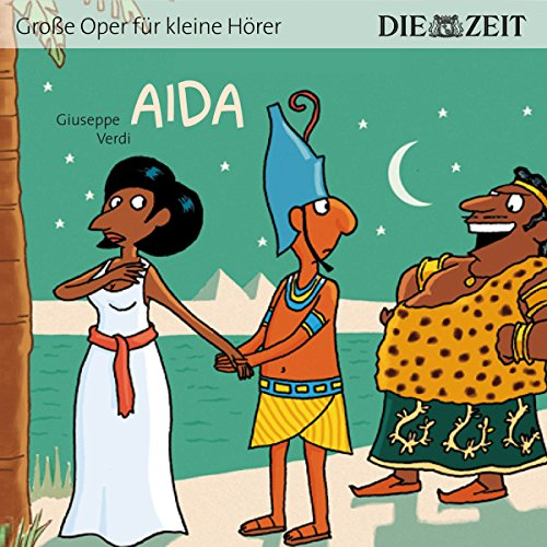Aida  By  cover art
