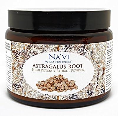 Full Spectrum Astragalus Root Extract Powder - Superior Quality (250g)