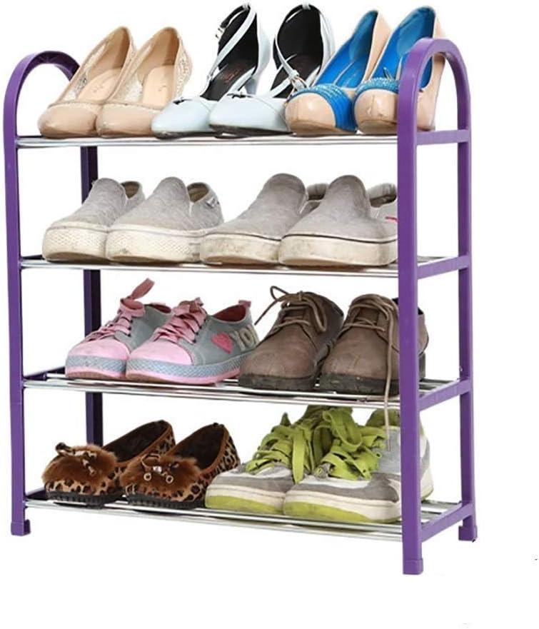 Indefinitely SCDXJ Shoe Rack - Bamboo 4-Tier Shelf Sale SALE% OFF Entryway St