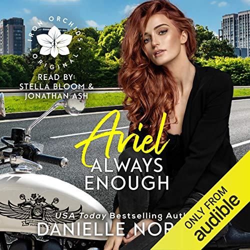 ARIEL, ALWAYS ENOUGH cover art