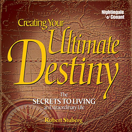 Creating Your Ultimate Destiny cover art
