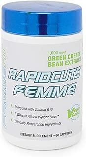 ALLMAX Nutrition Rapidcuts Femme, 60 Caps