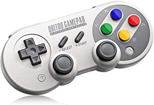 8Bitdo SF30 Pro Controller Windows, macOS, Android, compatible with Nintendo Switch