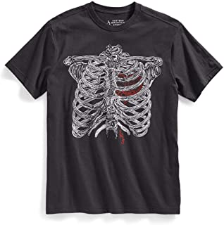 Eastern Mountain Sports Men's My Heart Pumps Pedals Graphic Tee