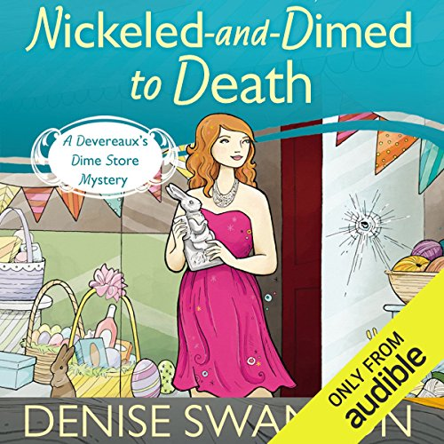 Nickled-and-Dimed to Death cover art