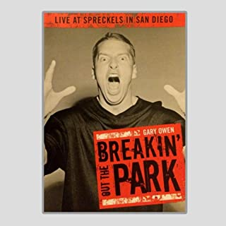 Breakin' Out the Park (Live) [Explicit]