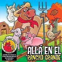 Alla En El Rancho Grande by Mona Warner & Family (2013-05-03)