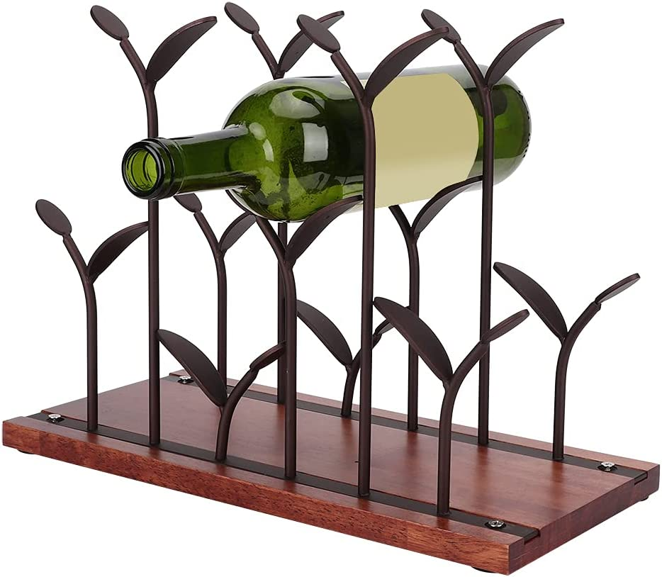 Nannigr Household Wine 5 ☆ very popular Rack Anti-Corrosion for Sale price Strong