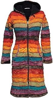 Shopoholic Fashion Women Stone Washed Hippy Over Coat Long Jacket