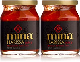 how hot is harissa
