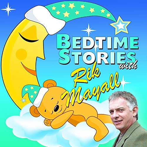 Bedtime Stories with Rik Mayall cover art