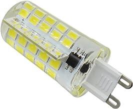 LED Light Bulb Dimmable G9 5W 80LED 5730SMD 400-500 LM Cool White Warm White LED Silica Gel Corn Lamp AC 110V/AC 220V(1PC...