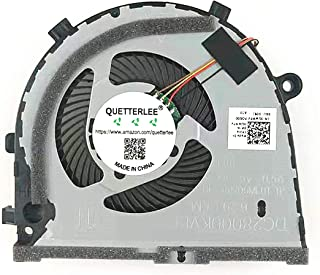 QUETTERLEE Replacement New GPU Cooling Fan Compatible DELL inspiron Game G3 G3-3579 G3-3771 G5 15 5587 Series OGWMFV DFS55...