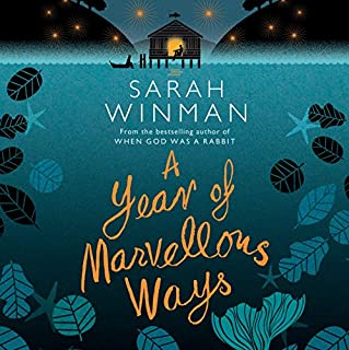 A Year of Marvellous Ways cover art