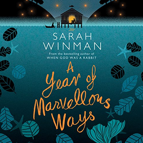 A Year of Marvellous Ways audiobook cover art