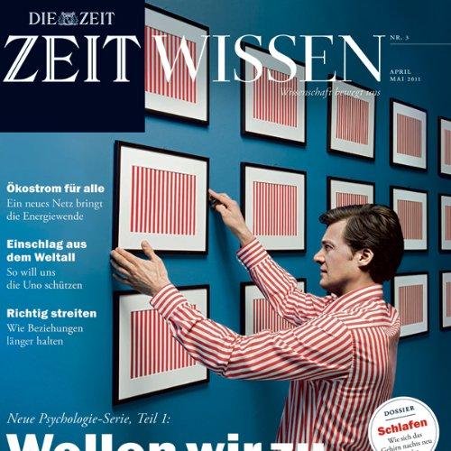 ZeitWissen: April/Mai 2011 Titelbild