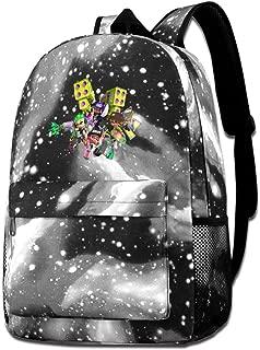 Splatoon 2 Character Rtwork Shoulder Bag Fashion School Star Printed Bag