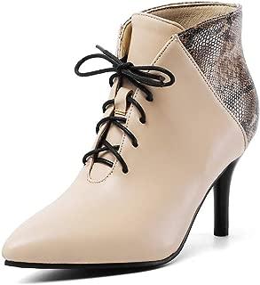 BalaMasa Womens ABS13954 Pu Boots