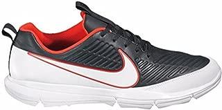Mens Explorer 2 Golf Shoes (Grey/Red, 12)