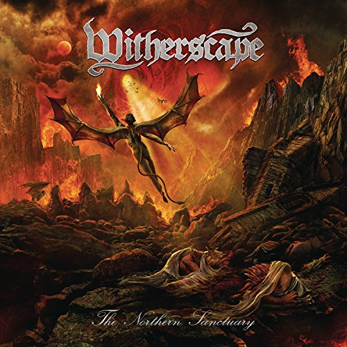 Witherscape: The Northern Sanctuary (Audio CD)