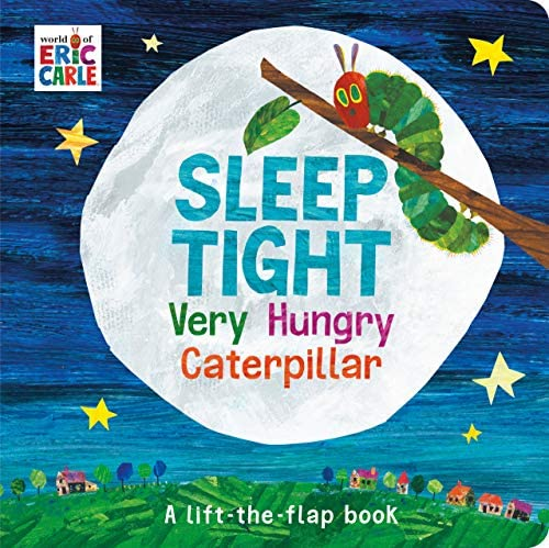 SLEEP TIGHT VERY HUNGRY CATERPILLAR LIFT THE FLAP 181 JEUNESSE product image