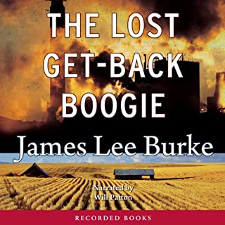 The Lost Get-Back Boogie audiobook cover art