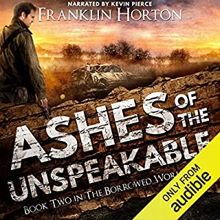 Ashes of the Unspeakable cover art