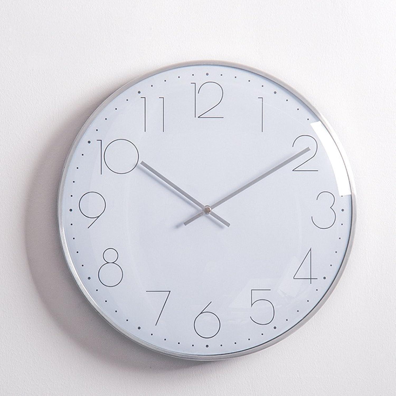 mejor servicio ZHUNSHI Reloj Digital Ultra-Thin Moderno Moderno Moderno Simple De 12 Pulgadas.  promocionales de incentivo