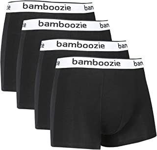 Men's Underwear - Bamboo Fabric Trunks - Boxer Briefs - Undies