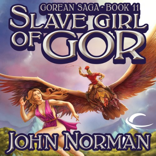 Slave Girl of Gor audiobook cover art