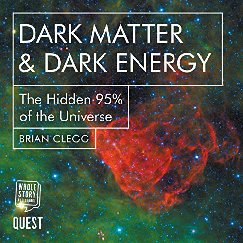 Dark Matter and Dark Energy cover art