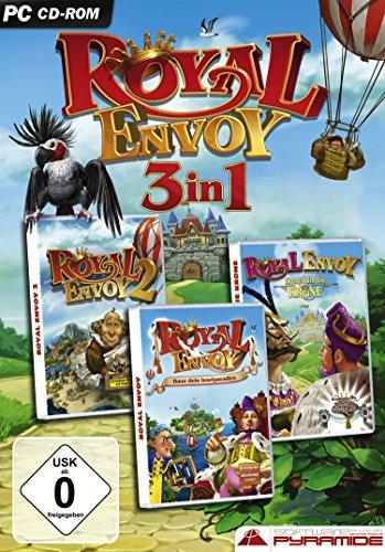 Royal Envoy 3 in 1