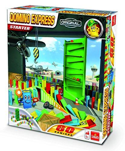 Goliath - 80812.212 - Jeu de Construction - Domino Express Starter