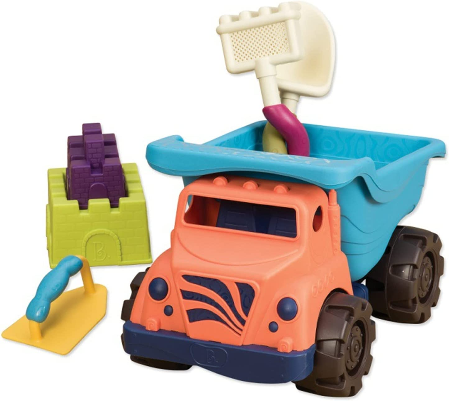 HQ2 Truck Animer and price revision Beach Toy Store Set,Outdoor Toys Sand for Kids,Includes