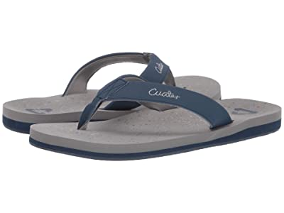 TravisMathew Splattered Flip-Flops (Sharkskin) Men