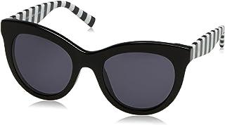 Tommy Hilfiger Cat Eye Sunglasses for Unisex - Grey Lens