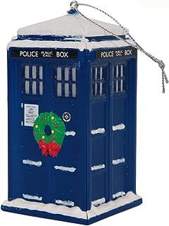 Doctor Who TARDIS Police Box Christmas Tree Ornament - 4