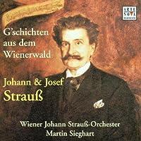 Strauss J: G'schichten Aus Dem Wienerwal by Sieghart
