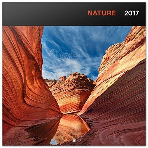 Grupo Erik Editores Nature–Kalender 2017, 30x 30cm