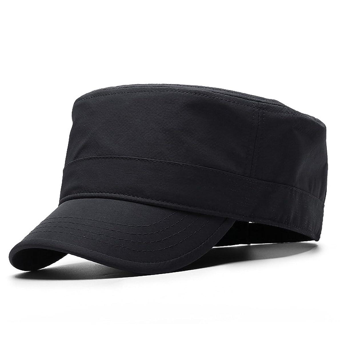 退却レクリエーションお手伝いさんサンハットゴルフキャップアウトドアライディングサンハット野球帽フラットトップメンズ女性ユニバーサル