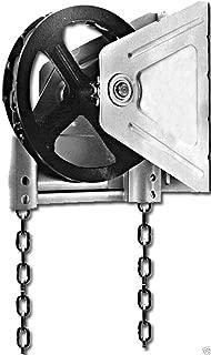 TimmyHouse Garage Door Chain Hoist - Wall Mount - Gear Reduced - 2000R