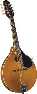 Kentucky KM-272 Artist Oval Hole A-Style Mandolin - Transparent Amber