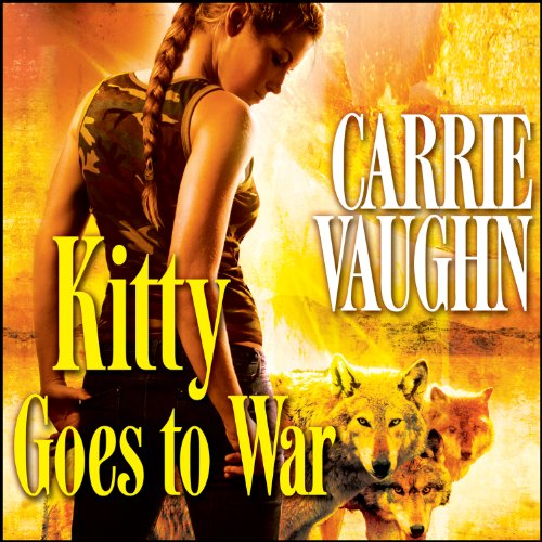 Kitty Goes to War     Kitty Norville, Book 8              By:                                                                                                                                 Carrie Vaughn                               Narrated by:                                                                                                                                 Marguerite Gavin                      Length: 7 hrs and 30 mins     870 ratings     Overall 4.5