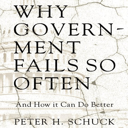 Why Government Fails So Often cover art