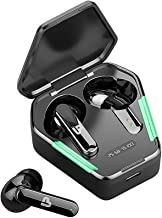 UltraProlink Swag UM1040 True Wireless Ear Buds with Insta Connect,Deep Bass,Up to 15H Total Playback,IPX4 Water Resistanc...