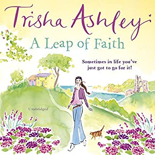 A Leap of Faith audiobook cover art