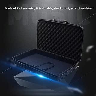 Zagot Hard Shockproof Case for Traktor Kontrol S2 Mk3 DJ ControllerProtective Carrying Case Portable EVA Storage Travel Bag Designer