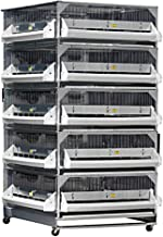 Pinnon Hatch Farms Brooder GQF Battery Brooder Deck Game Bird Poultry 5 Box Brooder 0540 Poultry